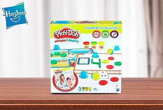 Play-Doh Números y Cuenta