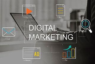 2x1 de Curso Online de Marketing Digital + Certificación
