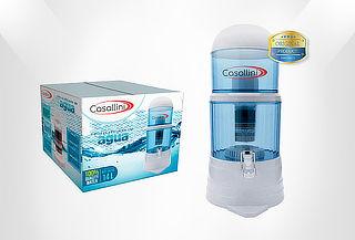 Filtro Purificador de Agua de 14 litros Casallini