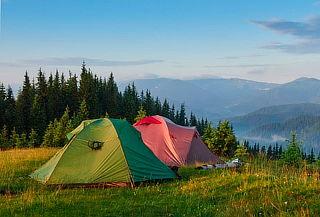 Aventura Aerea con Canopy 120 Metros y Camping en Útica