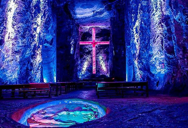 Pasadia Catedral de Sal y Termales, espectacular !