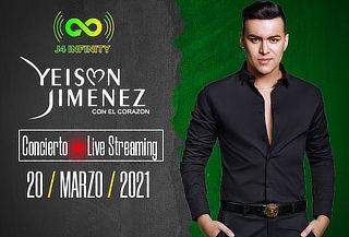 Concierto en Vivo de Yeison Jiménez - Streaming