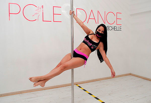 4 o 12 Clases de Pole Dance en Chapinero.