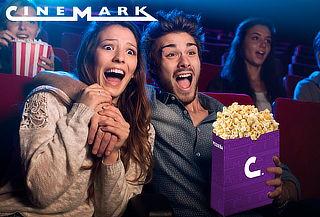 Entrada Cinemark 2D a $6.900