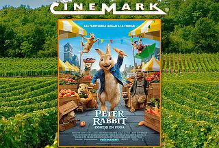 Entrada Cinemark 2D a $6.990