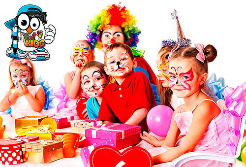 Fiesta Infantil para 25 Niños