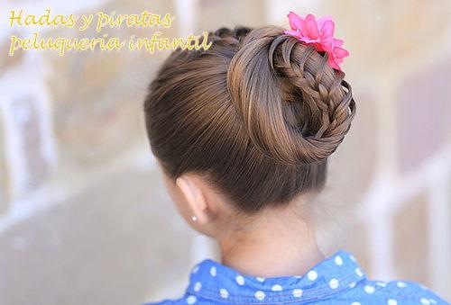 Dia de Spa para Niñas con Peinado en Kennedy