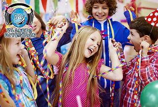 Fiesta Infantil para 30 + Carnavalito a Domicilio