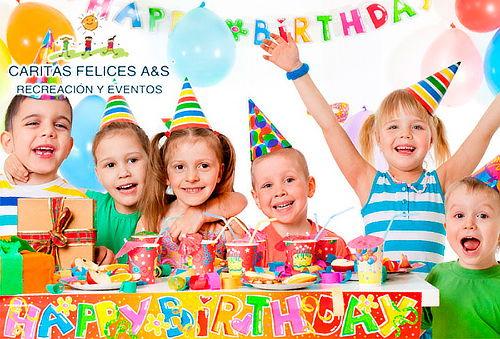 Fiesta Infantil para 25 Niños a Domicilio 4 Horas