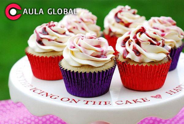Curso Online de Cupcakes, Repostería y Pastelería