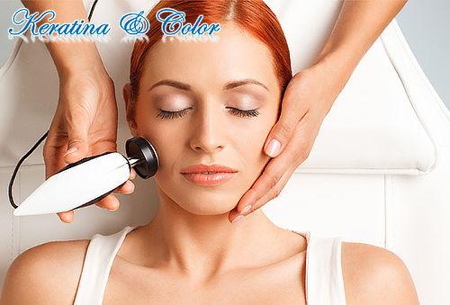 Radiofrecuencia Facial con Limpieza Facial Profunda en Chico