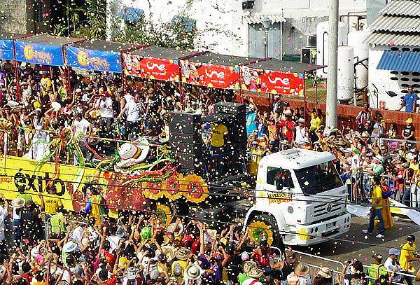 Traslados y Palco para el Carnaval de Barranquilla 2017