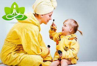 Spa para Mamá e Hija fantasia de Chocolate con Sauna