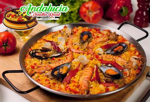 Paella Valenciana Mixta Para 2 +  Domicilio