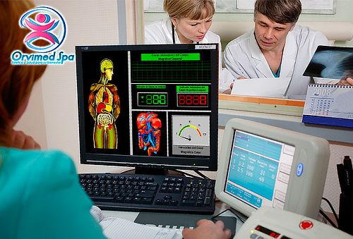Evaluación de Bioescaner + Consulta Médica en Galerías