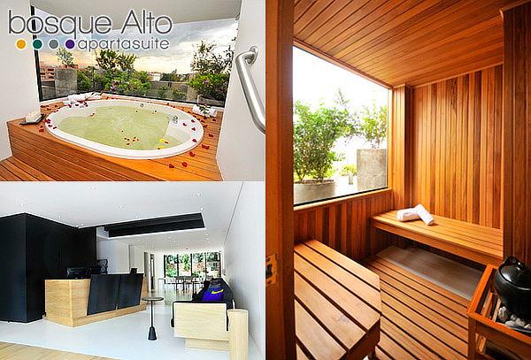 Spa para Dos + Zonas Húmedas en Santa Barbara