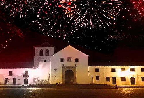 Festival de Luces Villa de Leyva Salidas 7,8 o 10 Diciembre