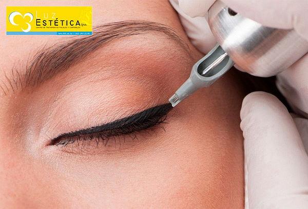 Mantenimiento o Retoque de Maquillaje Semipermanente