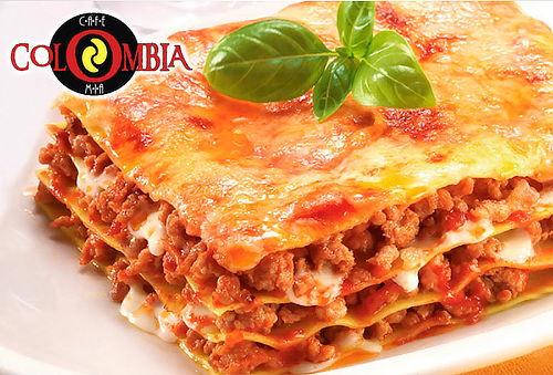 Lasagna para 5 Personas + Gaseosa a Domicilio