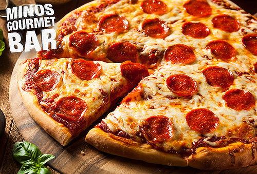 Pizza y  Nachos para Compartir en Normandia