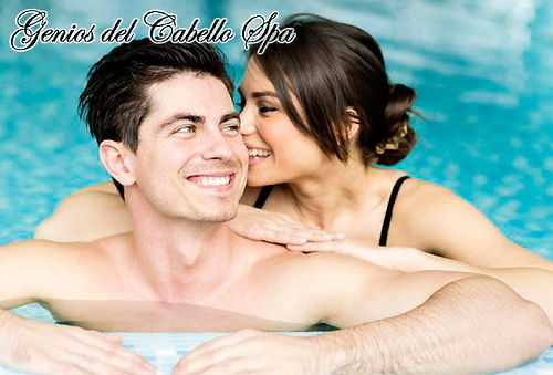 Spa x 2 + Jacuzzi + Chocolaterapia en Santa Isabel