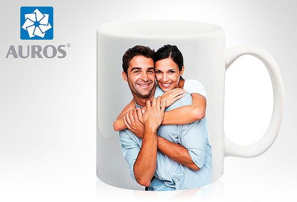 2 Foto Mug Personalizados AUROS