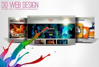 Diseño de Pagina Web + Hosting + Dominio por 1 Año