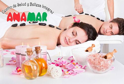 Spa de Vinoterapia x 2 + Sauna + Jacuzzi en Modelia
