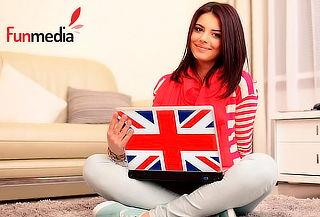 Curso de Inglés Online con Funmedia
