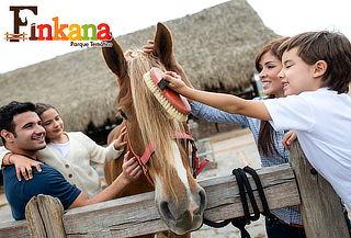 Pasaporte Finkana Plus + 2 Show's en Parque Finkana