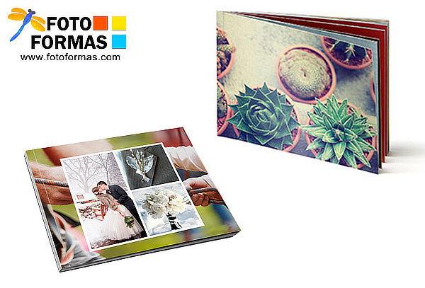 Photobook  Lay Flat + Envío Nacional
