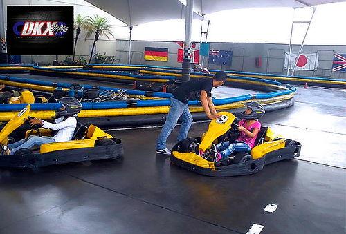 Carrera de Karts Para 2 en C.C Premium Plaza