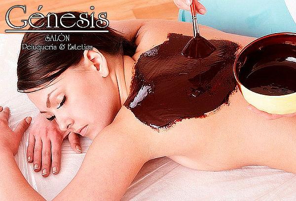 Spa de chocolate para Una o Dos personas
