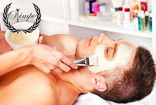 Facial Masculino + Hidratación con Colágeno