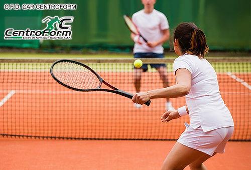 1 Mes de Clases Tenis de Campo para Niños, Jovenes