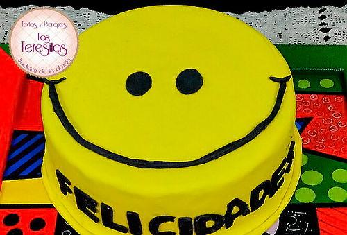 Torta Temática Smile para 20 Porciones