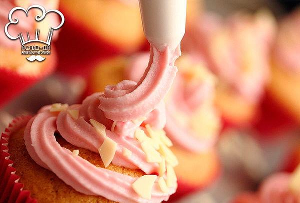 Curso de  Elaboración de Cupcakes en Santana