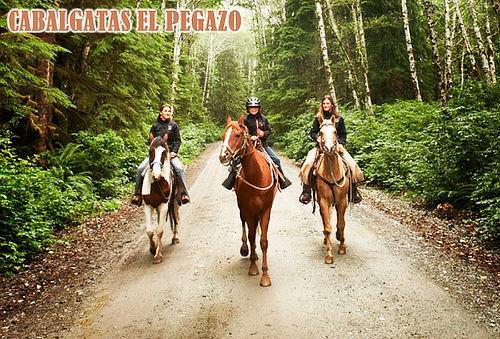 Cabalgata + Canelazo para 2 en La Calera