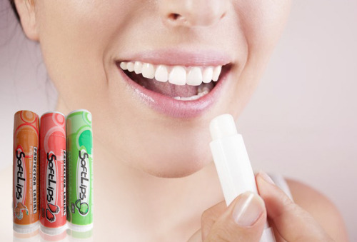 OUTLET - Protector De Labios Softlips X 3
