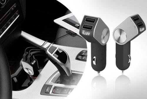 OUTLET - Multicarga 31 Para Carro