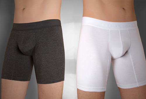 OUTLET - Pack Boxer Reytin X 3 Combinado: Negro, Blanco y gris/M