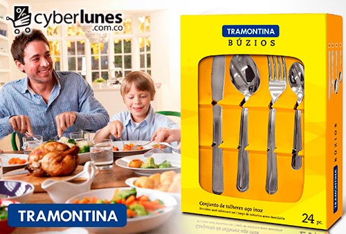 OUTLET - Cubiertos Buzios Tramontina 23799058