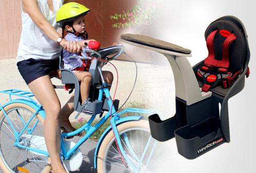 OUTLET - Porta Bebes WeeRide Para Bicicleta