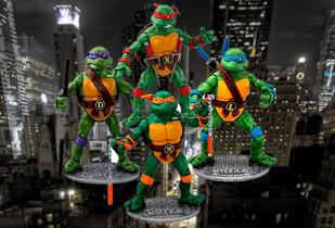 OUTLET - Tortugas Cuponatic Ninja Leonardo
