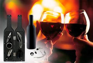 OUTLET - Set Estuche Cuponatic Vino + Accesorios