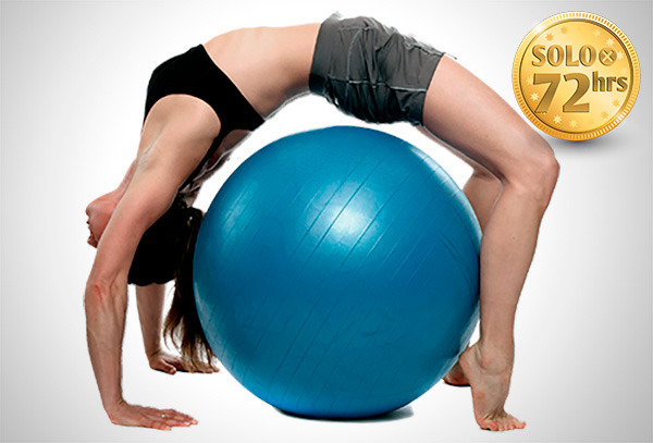 OUTLET - Balon Pilates Kpt Azul