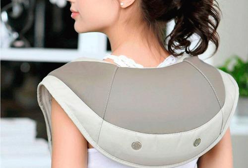 OUTLET - Masajeador Cuponatic Cuello Y Espalda