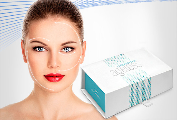 OUTLET - Microcrema InstantlyAgeless Vial 4 - Unidades