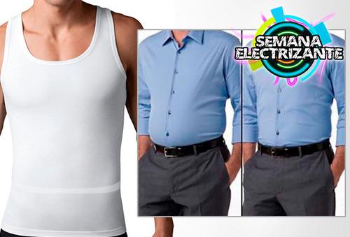 OUTLET - Camisilla Reductora Y Correctora De Postura Blanco /XL
