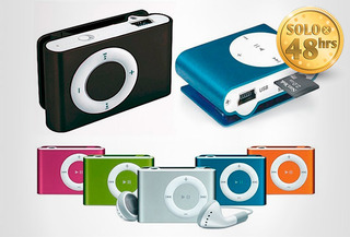 OUTLET - Mp3 Cuponatic Tipo Shuffle